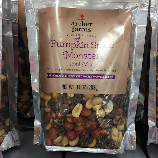 Target Archer Farms Pumpkin Spice Monster Trail Mix