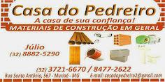 CASA DO PEDREIRO