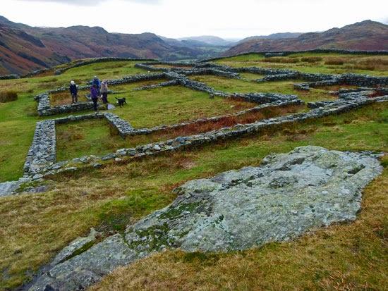 Hardknott Fort, Roman Britain, Brigantes, Roman Army