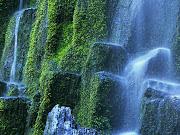 TapetyWodospadyWaterfalls Wallpapers (tapeta wodospad )