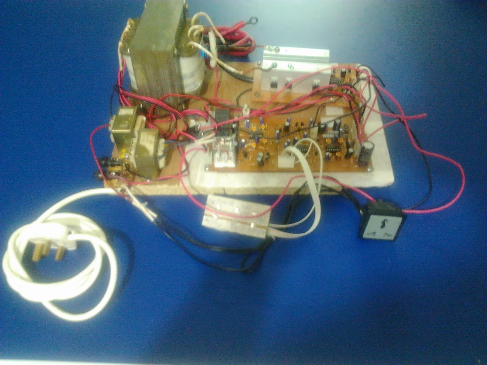 A Very Effective Pure Sine Wave Inverter Circuit Can Be Made Using Make This 1kva 1000 Watts Homemade