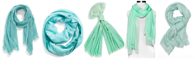 Roffe Accessories Crinkle Scarf $11.98 (regular $24.00)  Halogen Infinity Scarf $14.49 (regular $29.00)  Calvin Klein Gradient Chevron Pashmina $14.99 (regular $44.00)  Merona Ultra Soft Oblong Crinkle Scarf $14.99 buy 1 get 1 50% off  Beck Sondergaard Denim Blue Wool Woven Scarf $49.69 (regular $128.00)