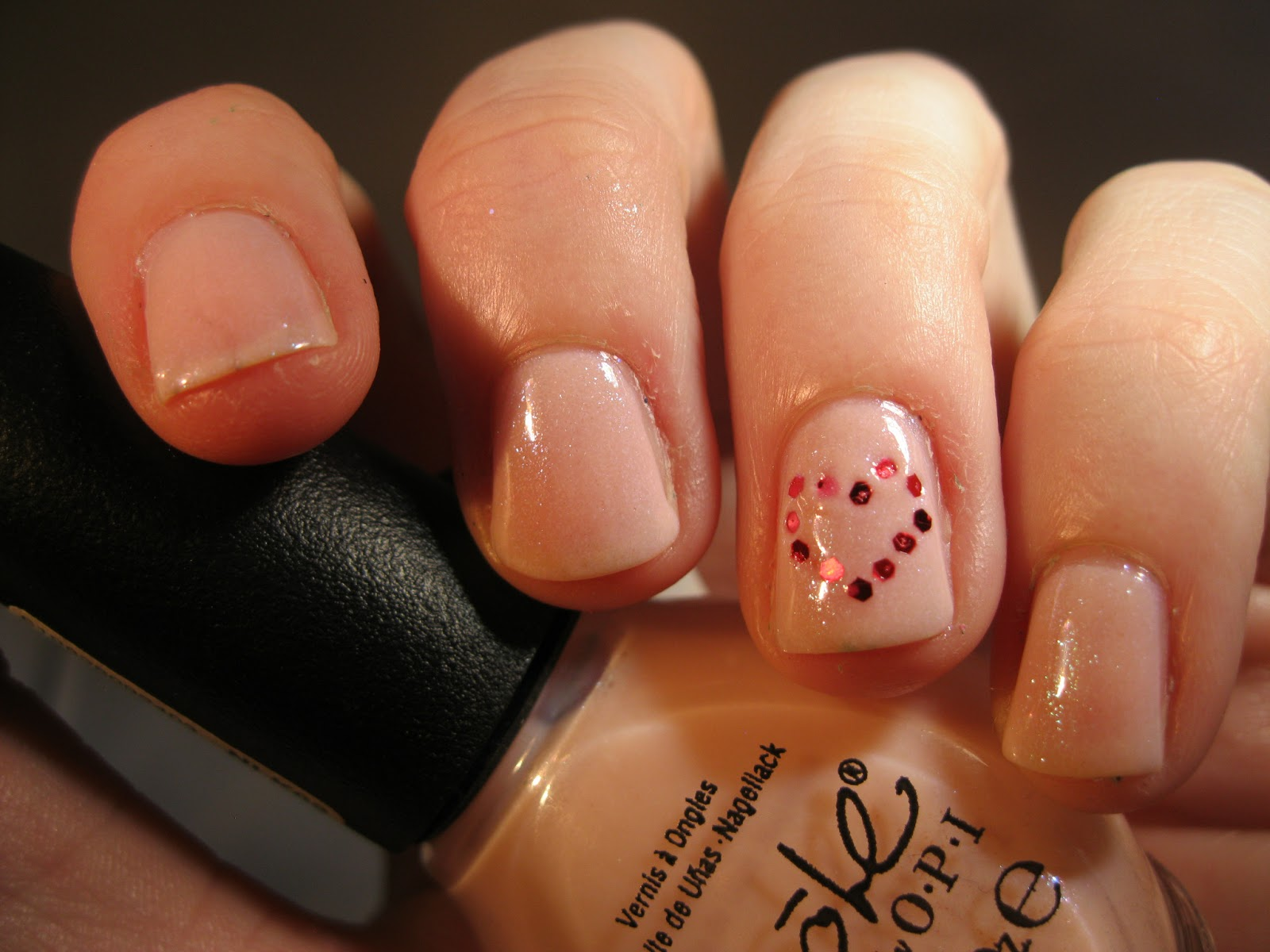 The Nail Polish Enthusiast: Valentine\'s Day Nail Ideas