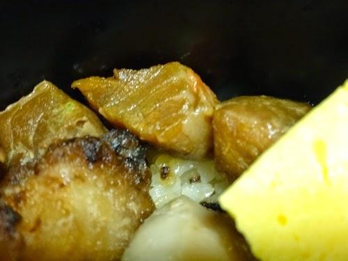 金目鯛の味くらべ