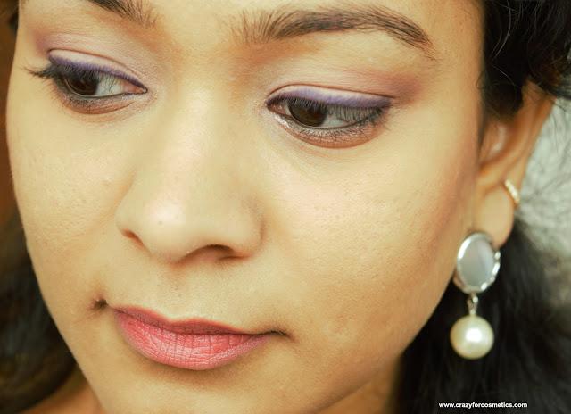 simple matte makeup