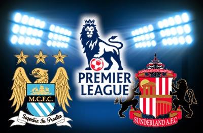 Bursa Taruhan Pertandingan Bola - Hasil Akhir City vs Sunderland 17-04-2014