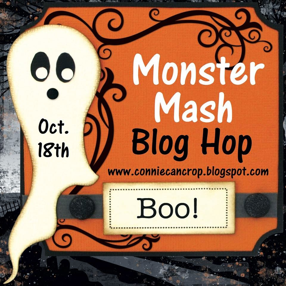 Monster Blog Hop