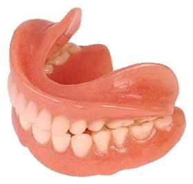 mati tertelan gigi palsu semasa seks