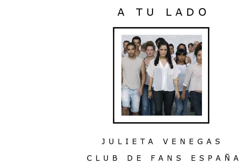 A TU LADO Julieta Venegas club de fans