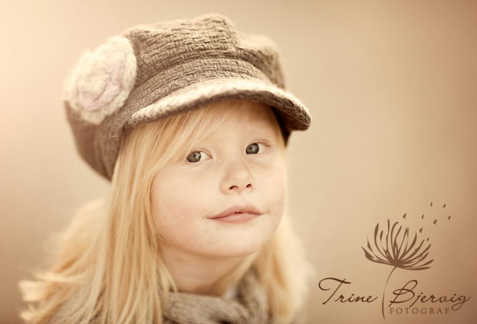 Barnefotografering på location, Barnefotograf Trine Bjervig