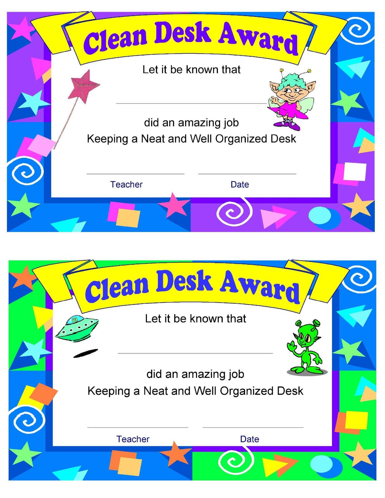Do desks help get homework done