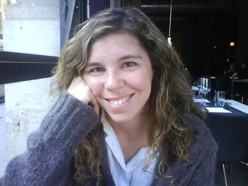 La gramática del amor : Rocío Carmona [La Galera Joven, 11 Junio 2013]  escritora