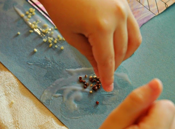 Fine Motor Construction Craft for Kids