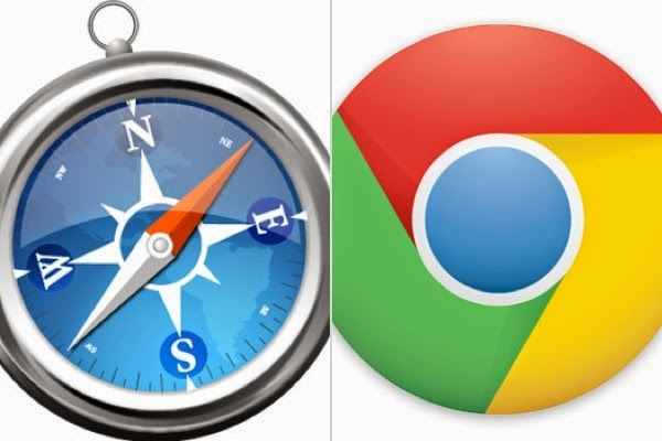 how to open from iphone safari to chrome