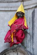 Bruxelles rend hommage au Dalaï Lama