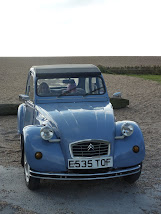 2CV love