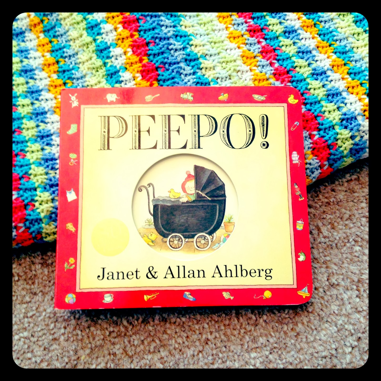 Peepo! a classic story for toddlers | V. I. BOOKCLUB