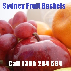 Fruit Baskets Sydney Delivery