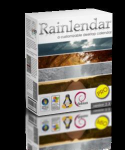 Rainlendar Pro v2.12.2 32 Full İndir