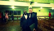 Eu e Pastor Afonso