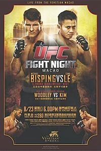 Le vs. Bisping