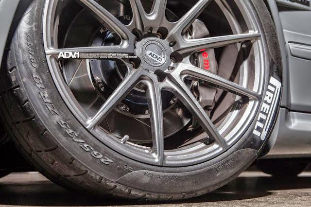 clk amg pirelli tyres