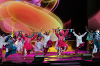 bhangra group dance performance punjabi awards 2012 PIFFA