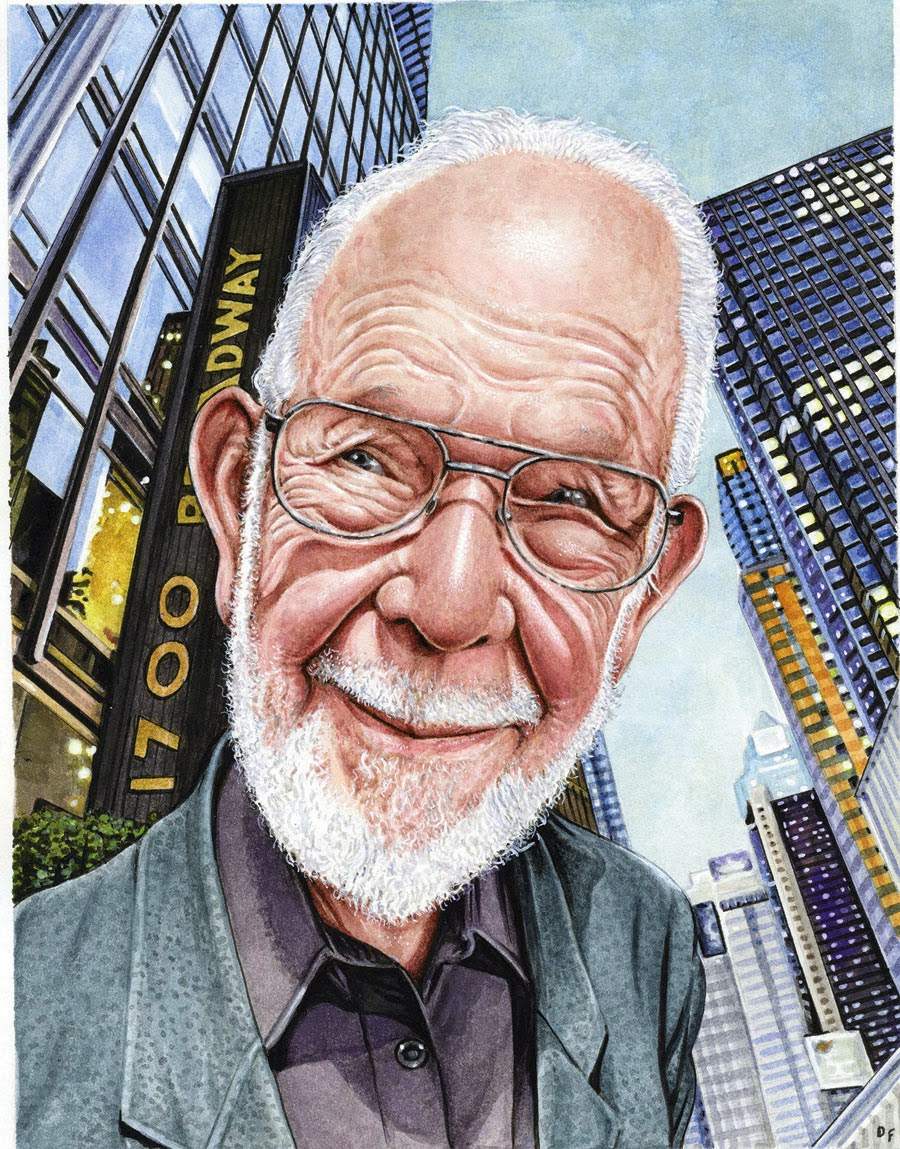 Al Jaffee by Drew Freidman