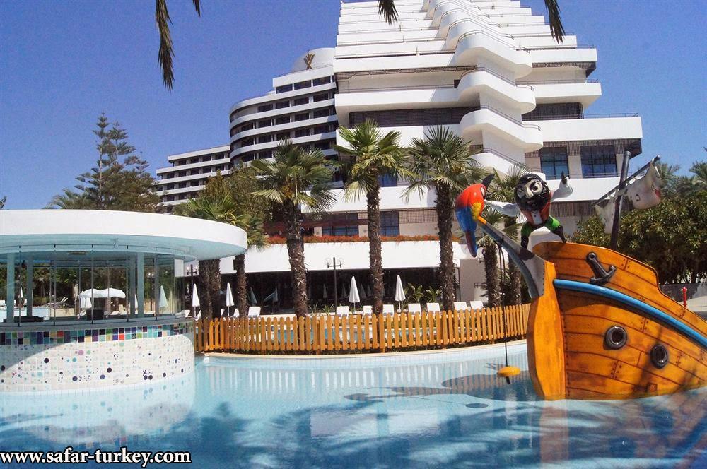 تكلفة رخيصة لحجز فنادق من فئة 5 نجوم في انطاليا