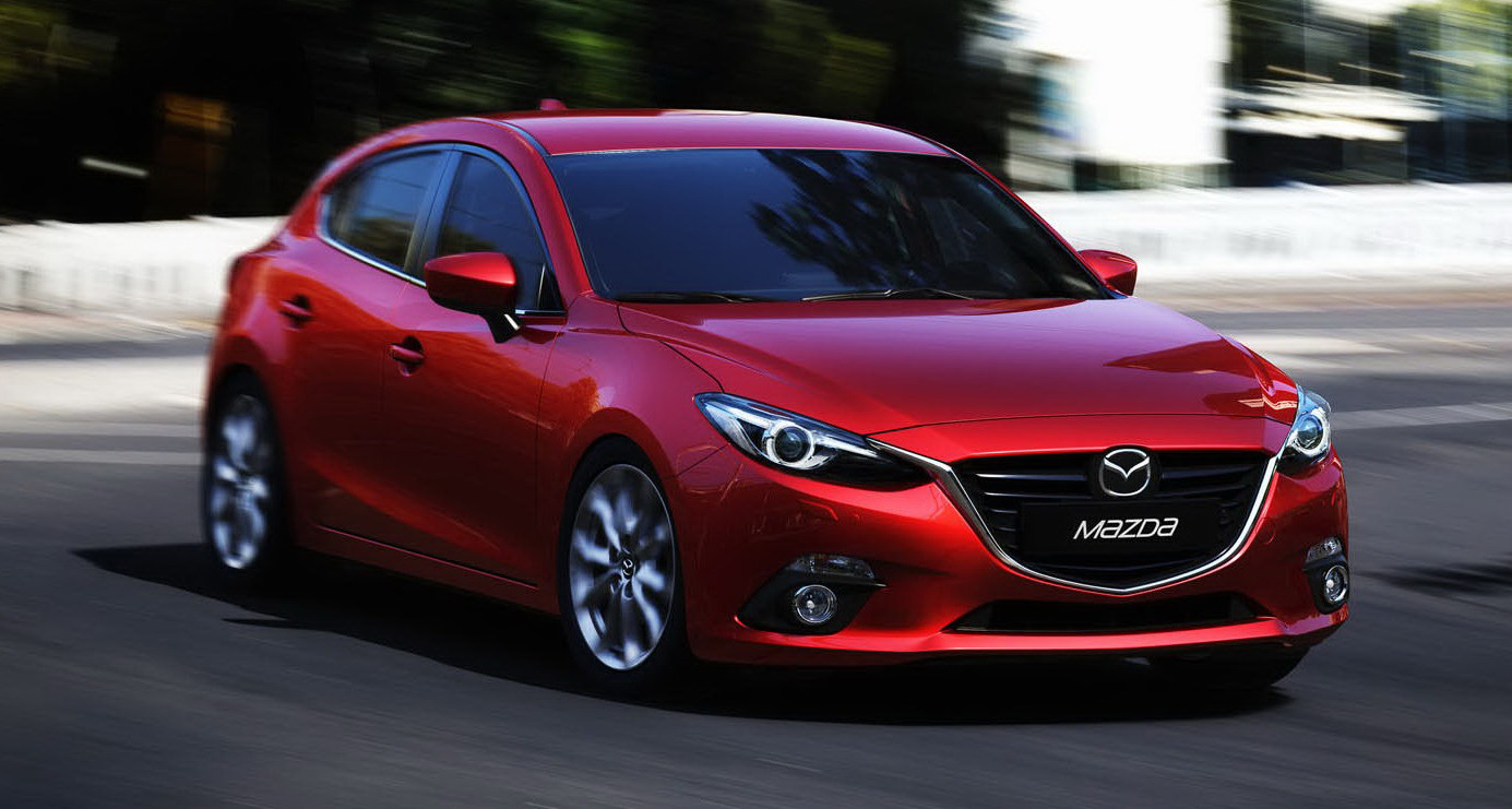 asian auto digest 2014 mazda 3 hatchback official world debut. Black Bedroom Furniture Sets. Home Design Ideas