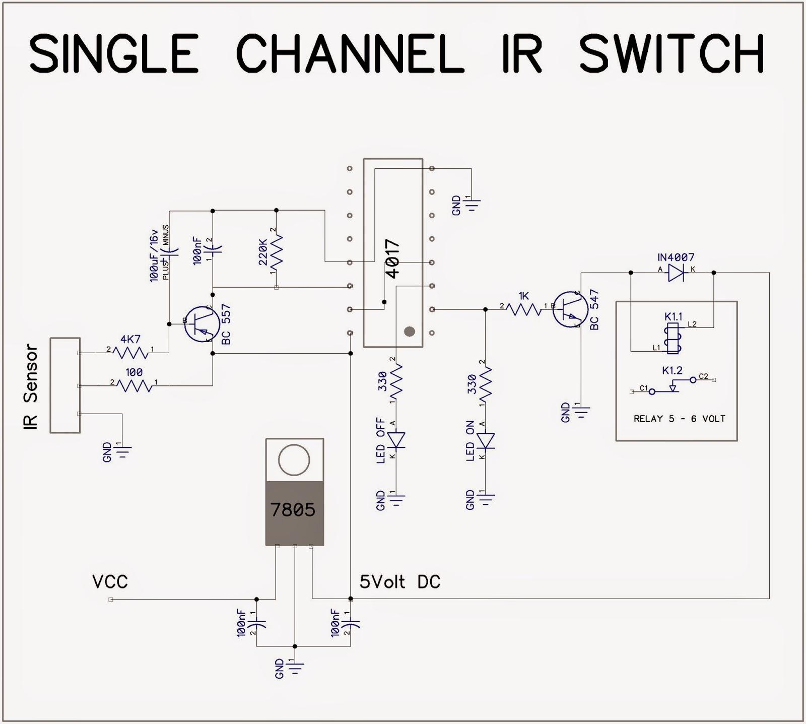 Gambar Rangkaian Power Supply Dvdrangkaian Smps Catu 12 Volt 24 Lead Acid Battery Charger Circuit Skema Elektronika Analog Membuat Sendiri Sakelar Infra Merah