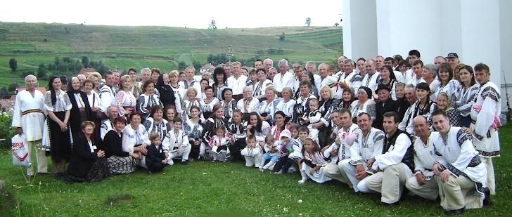 Fiii satului în 2011 de Peste Mureș