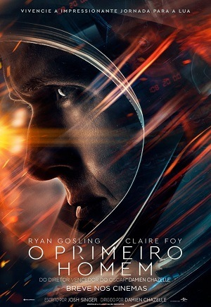 O Primeiro Homem - Legendado Torrent Download