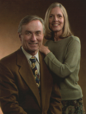 Dr. John McDougall mit Ehefrau Mary