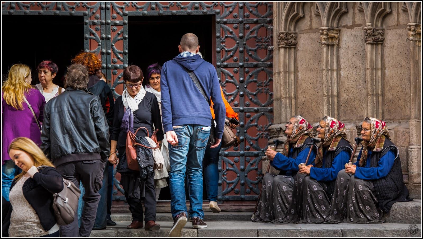 Barcelona: Sta. María del Mar