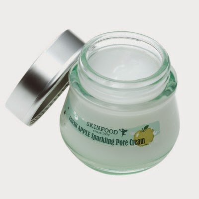 Jual SKINFOOD – Fresh Apple sparkling pore cream