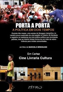 Filme Porta A Porta A Política Em Dois Tempos Nacional AVI DVDRip