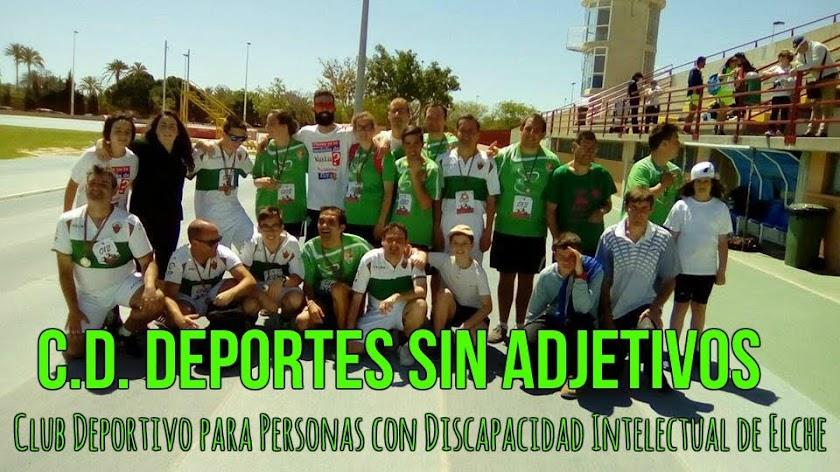 DEPORTES SIN ADJETIVOS