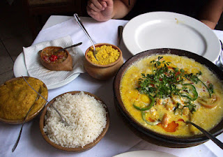 food of Bahia Brasil