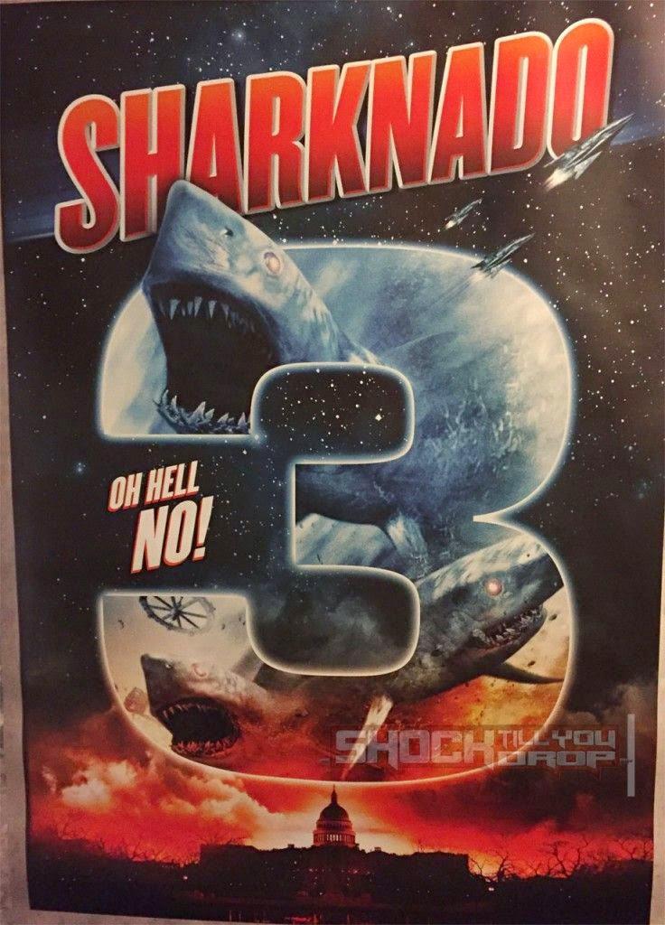 ¡Cartelicos!: Sharknado 3