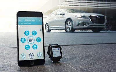 Hyundai Car can be Controlled By Apple Watch Reviews