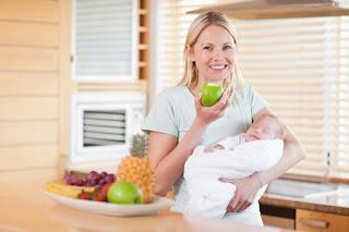 Tips Cara Diet untuk Ibu Menyusui yang Efektif dan Aman,