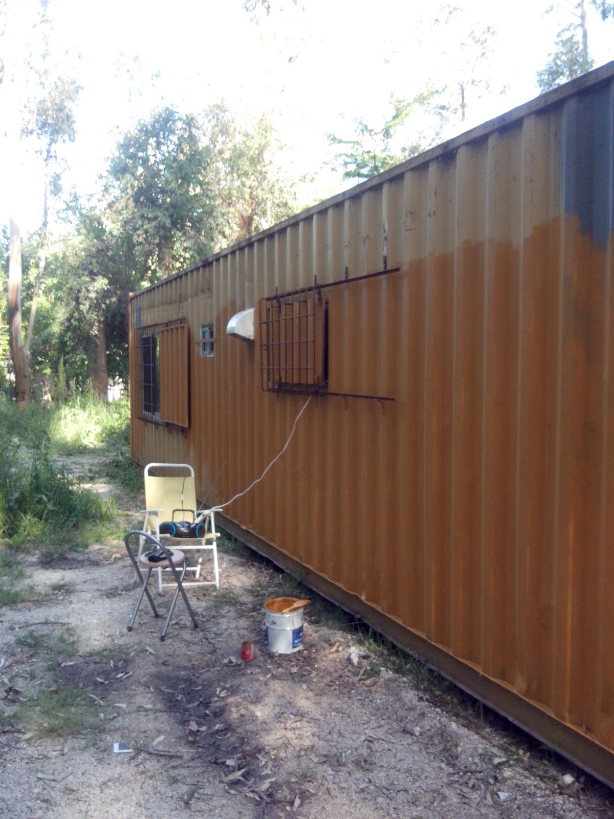 Mi casa en un container o contenedor maritimo ultimas - Contenedor maritimo casa ...