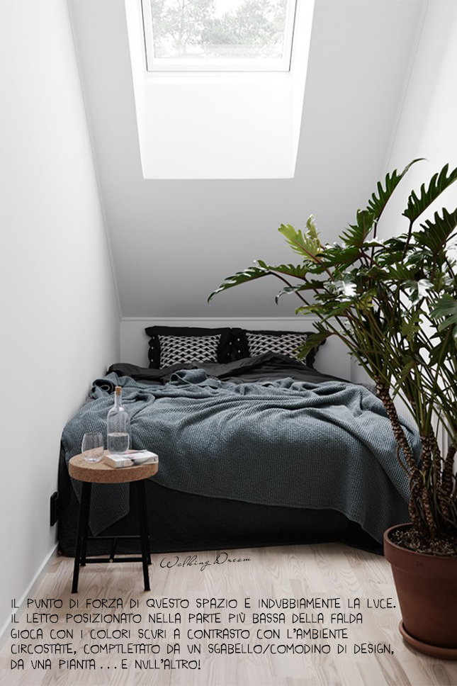 Piccole camere da letto blog arredamento for Camere da letto piccole