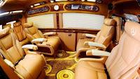 Limousine Hoang Phu