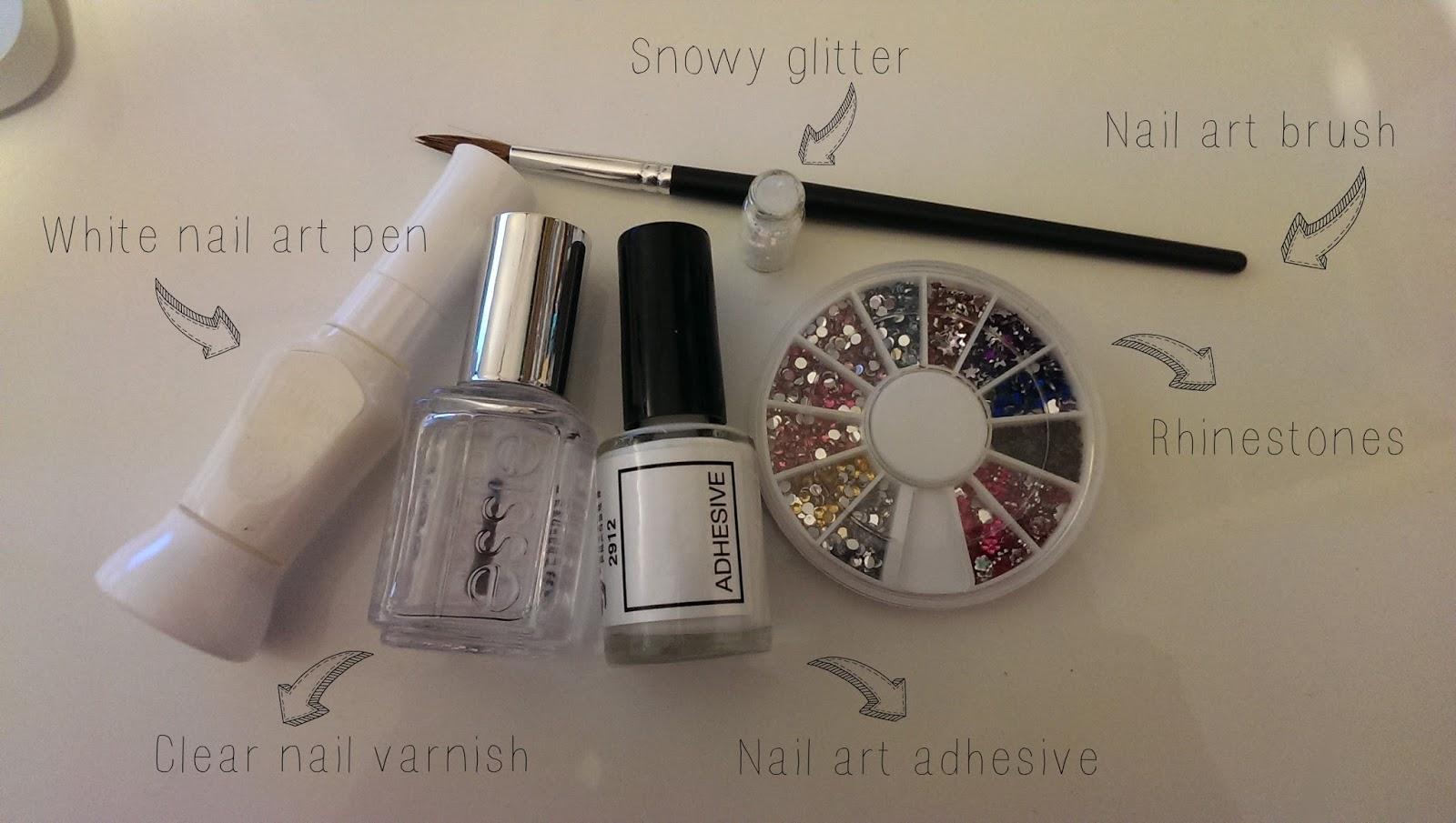 Pink fun nail art | Makeup-Pixi3