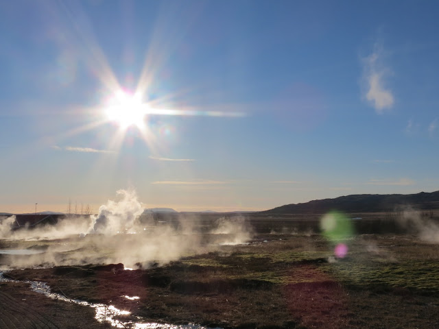 Iceland Geysir