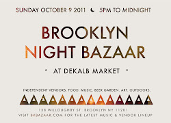 BirdCraft was at Brooklyn Night Bazaar!