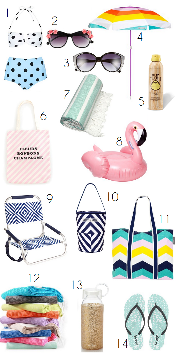 14 cute finds for the beach under $100