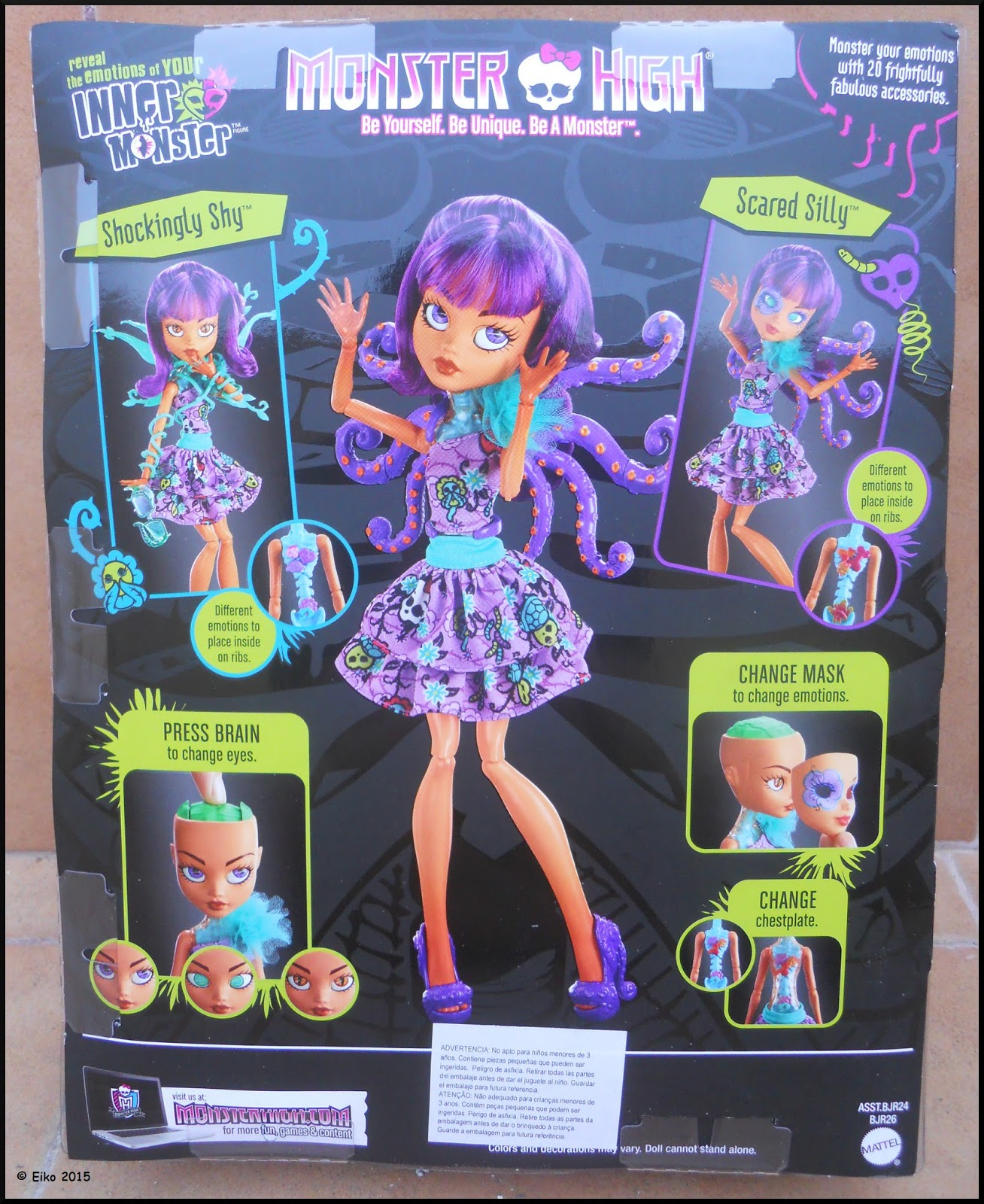 El universo del caos monster high inner monster for Monster advanced search